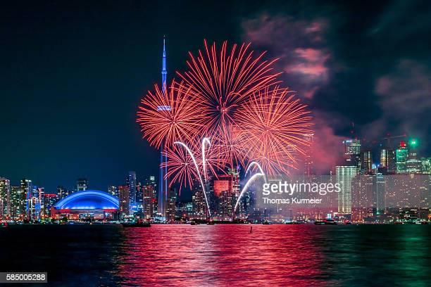 Toronto - Canada Day Fireworks