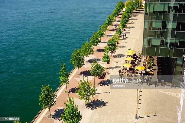 Toronto, Canada, East Bayfront, Waterfront