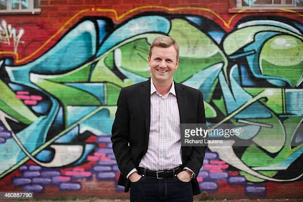 Toronto Canada November 28 The Star's annual 10 to Watch features newbie councillor and community activist Joe Cressy He is walking through Alexandra...