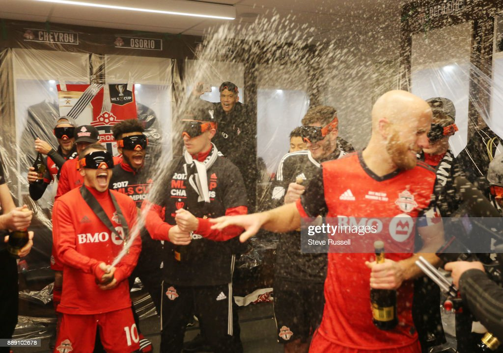 Toronto FC beats the Seattle Sounders 2-0 in the MLS Cup Final : News Photo