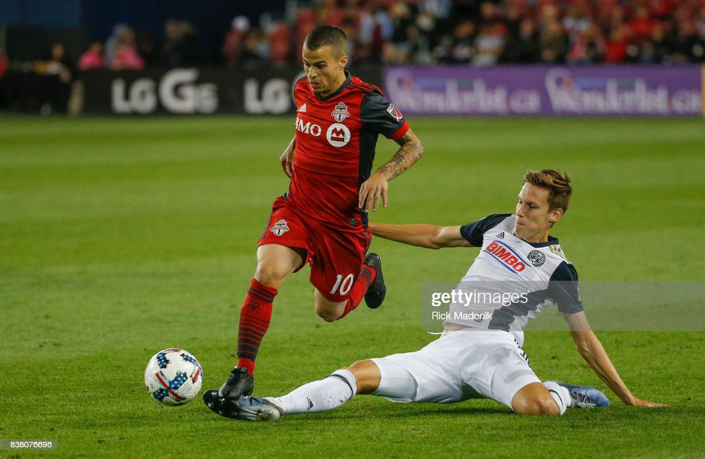 Toronto FC vs Philadelphia Union : News Photo