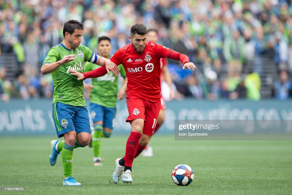 SOCCER: NOV 10 MLS Cup Final - Toronto FC at Seattle Sounders FC : News Photo