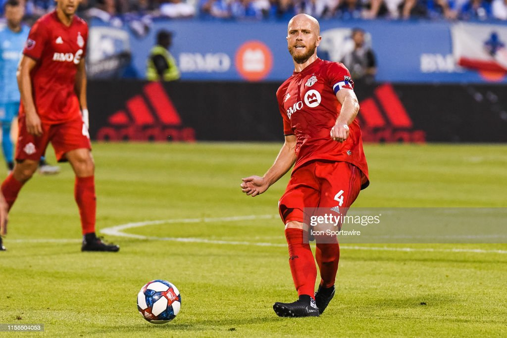 SOCCER: JUL 13 MLS - Toronto FC at Montreal Impact : News Photo