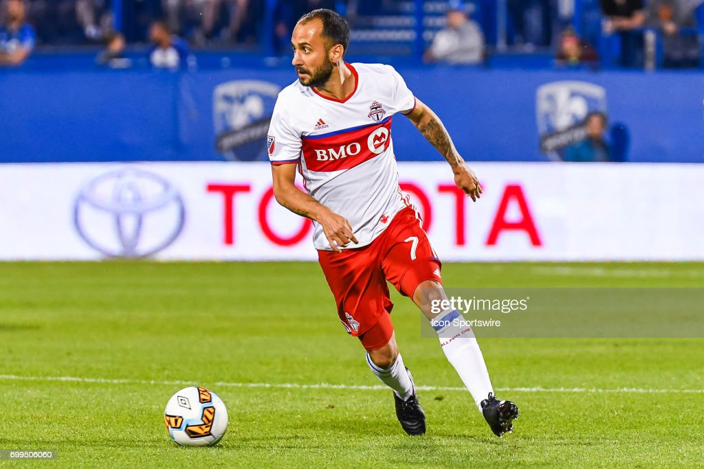 SOCCER: JUN 21 Canadian Championship - Toronto FC at Montreal Impact : News Photo
