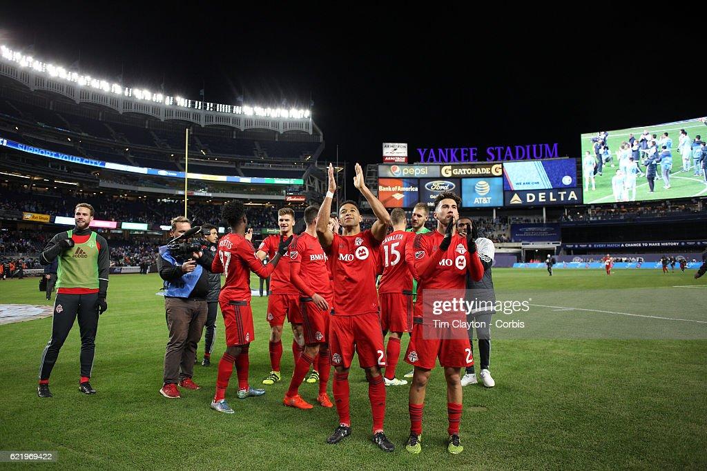 NYCFC Vs Toronto FC : News Photo