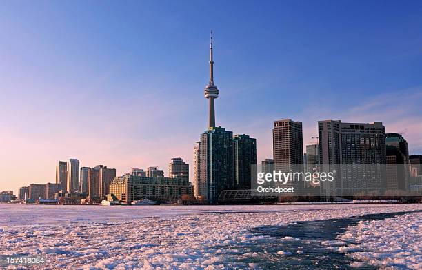 Toronto Harbour Skyline