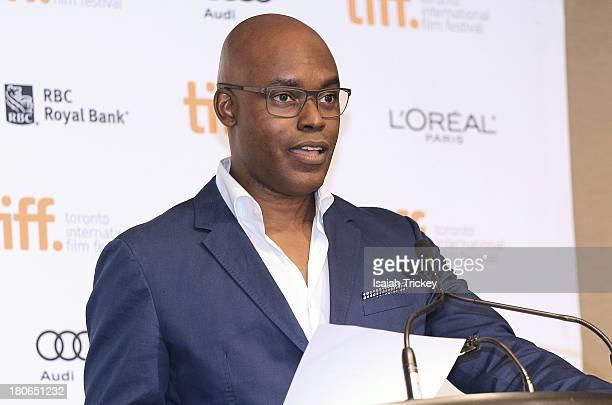 Toronto International Film Festival, artistic director, Cameron Bailey attends the 2013 Awards Brunch at the 2013 Toronto International Film Festival...