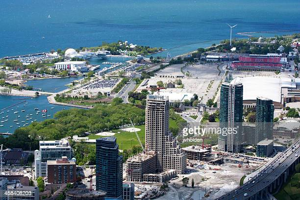 Toronto Lakeshore and Ontario Place