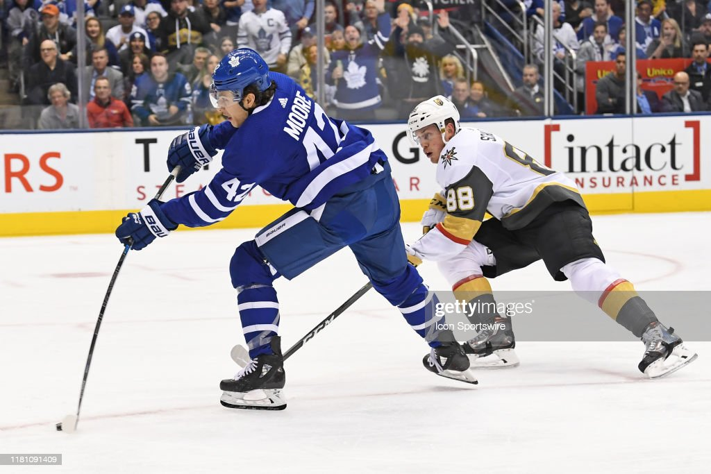 NHL: NOV 07 Golden Knights at Maple Leafs : News Photo