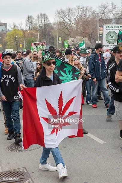 Toronto marihuana marzo de 2016