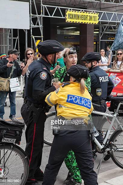 Toronto Marijuana March 2016
