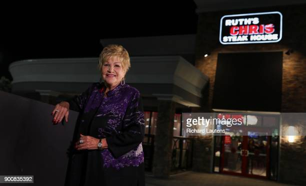 Toronto, ON - NOVEMBER, 10 Another Ruth's Chris steakhouse just opened near Toronto's Pearson airport. Lana Duke is the owner and is a St....