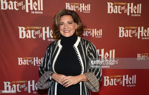 Toronto ON OCTOBER 25 News Anchor Lisa LaFlamme Scenes from the red carpet at the Toronto premiere of BAT OUT OF HELL the Meat Loaf musical The...