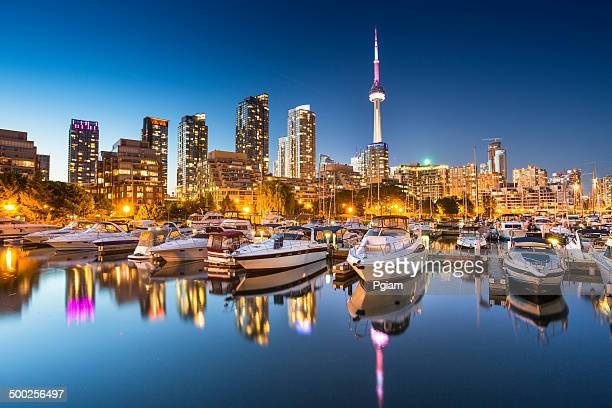 toronto ontario canada - cn tower stock pictures, royalty-free photos & images