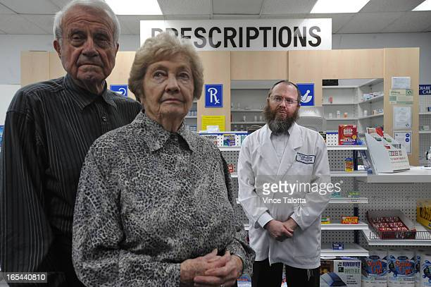 """Toronto pharmacist goes to court on a constitutional challenge to fight the Ontario governments decision to stop funding daily and weekly """"pill..."""