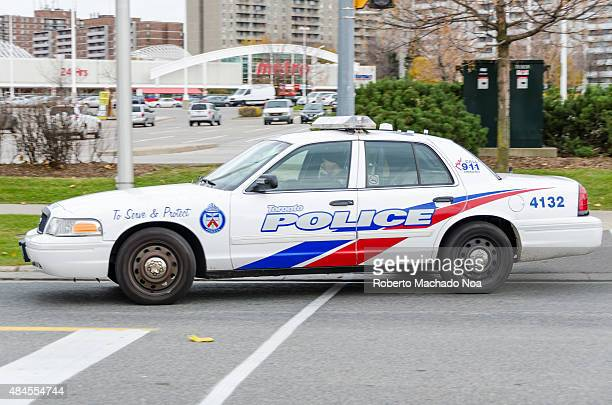 Toronto Police Car Toronto Police Service is the largest municipal police service in Canada and third largest police force in Canada