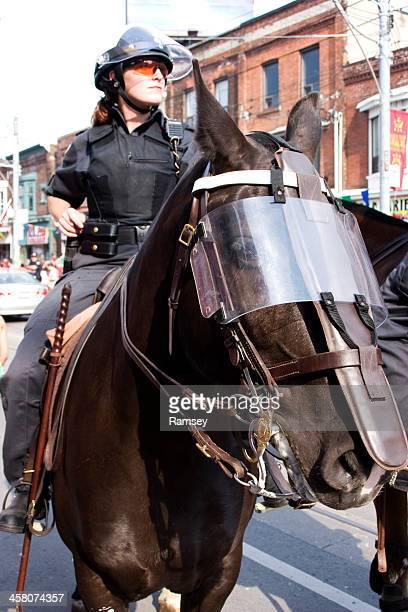 Toronto Police Mounted Unit