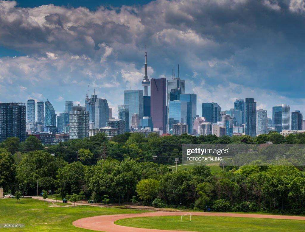 Toronto Postcard : Stock Photo