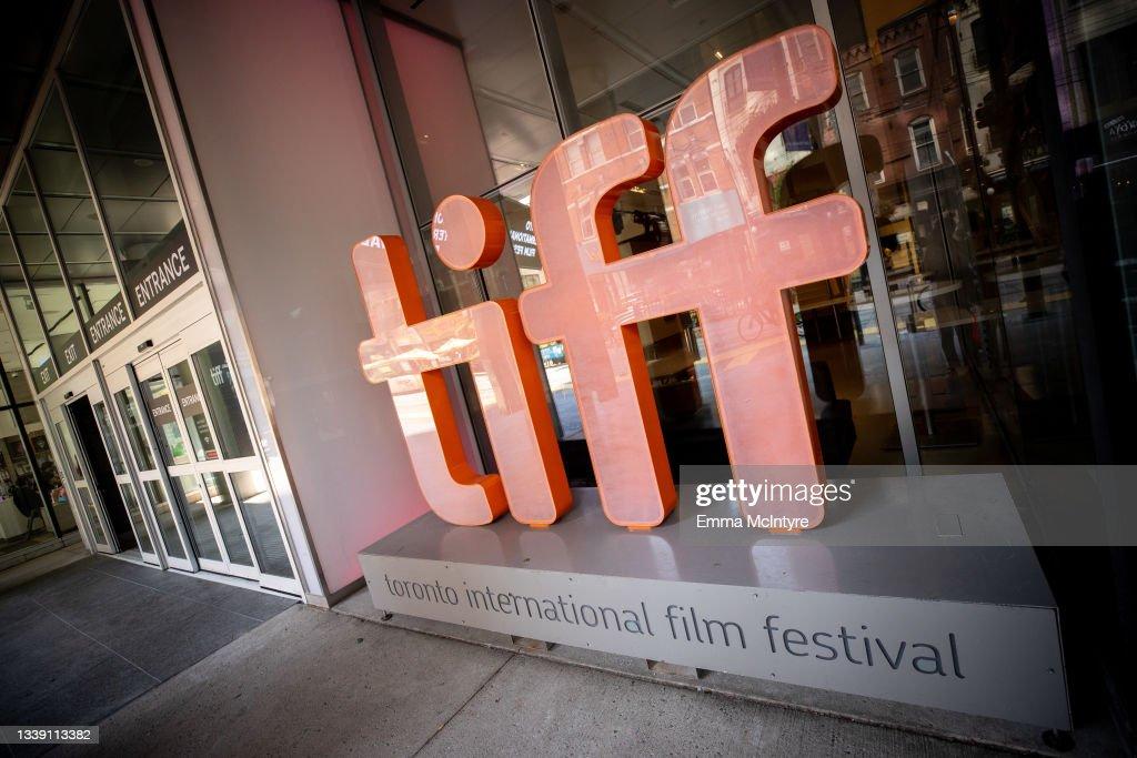 2021 Toronto International Film Festival - General Atmosphere : News Photo