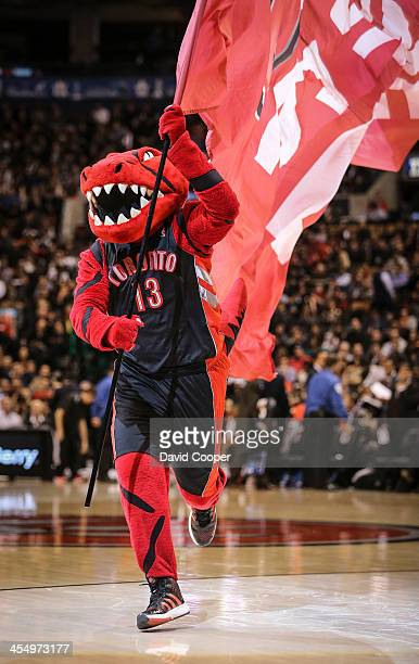 "Toronto Raptors best player on the court ""Stripes"" as the San Antonio Spurs defeated theToronto Raptors 116-103 at the Air Canada Centre in Toronto..."