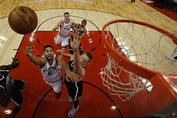 55c12812362c Toronto Raptors vs Brooklyn Nets Pictures