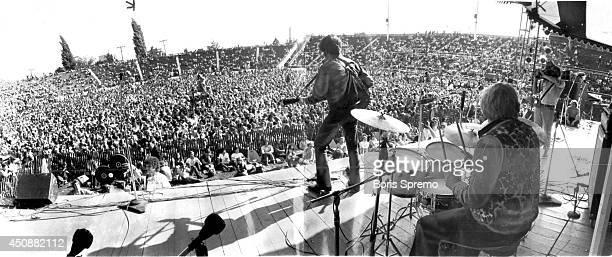 Toronto Rock and Roll Revival Photo taken by Boris Spremo/Toronto Star at Varsity Stadium Sept 14 1969