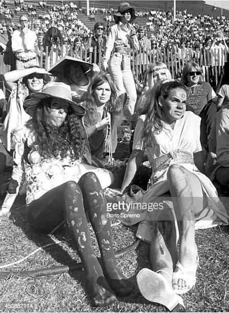 Toronto Rock and Roll Revival Photo taken by Boris Spremo/Toronto Star at Varsity Stadium Sept 13 1969