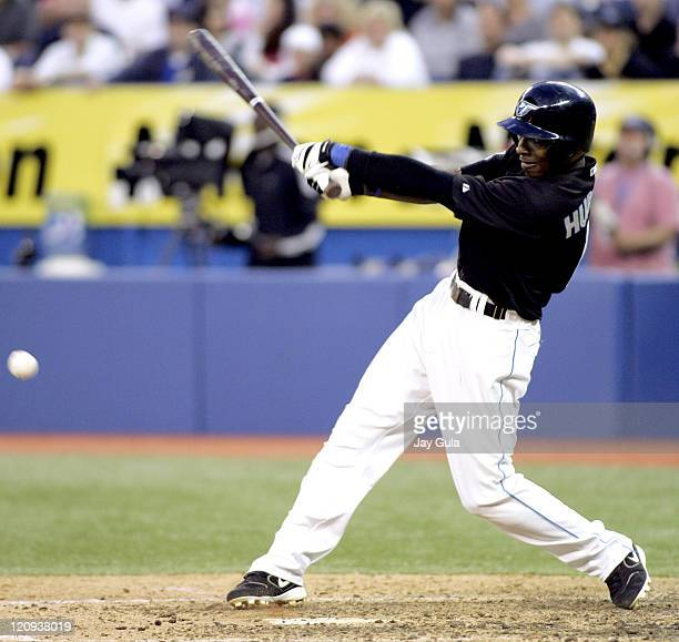 Toronto second baseman Orlando Hudson in action The Toronto Blue Jays defeated the Baltimore Orioles 32 at the Rogers Centre in Toronto Canada on...