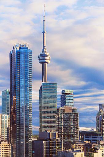 Toronto Skyline 1086178846