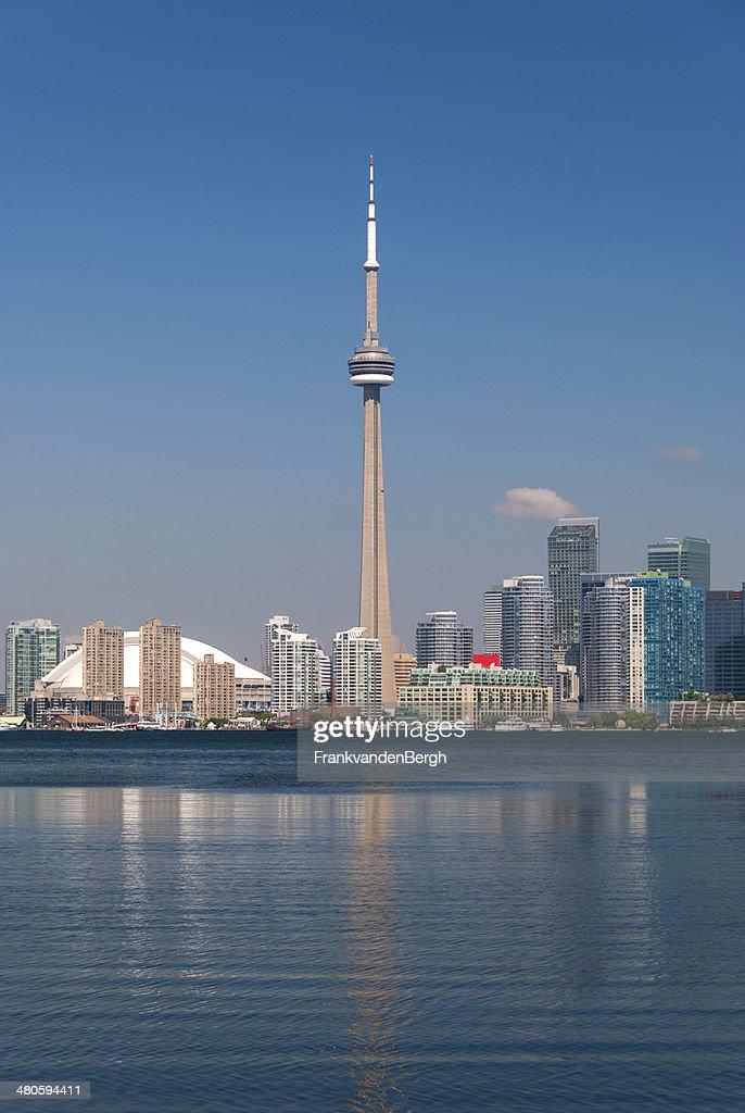 Toronto Skyline : Stock Photo