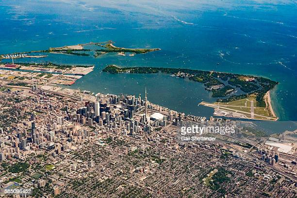 Toronto View by Air