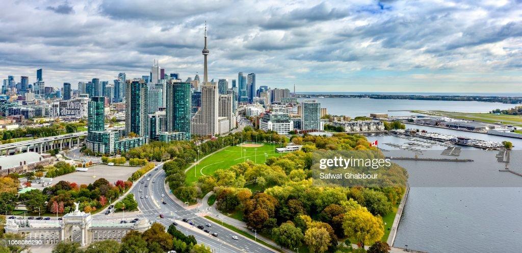 Toronto Vista 2018 : Stock Photo
