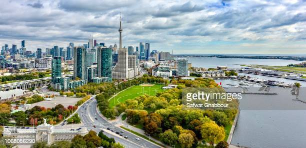toronto vista 2018 - toronto stock pictures, royalty-free photos & images