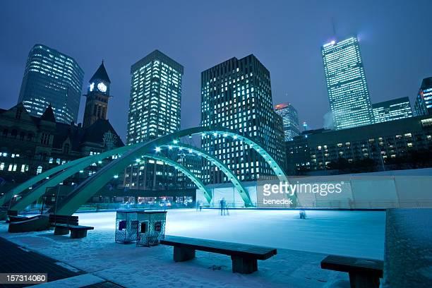 Toronto Winter, Canada