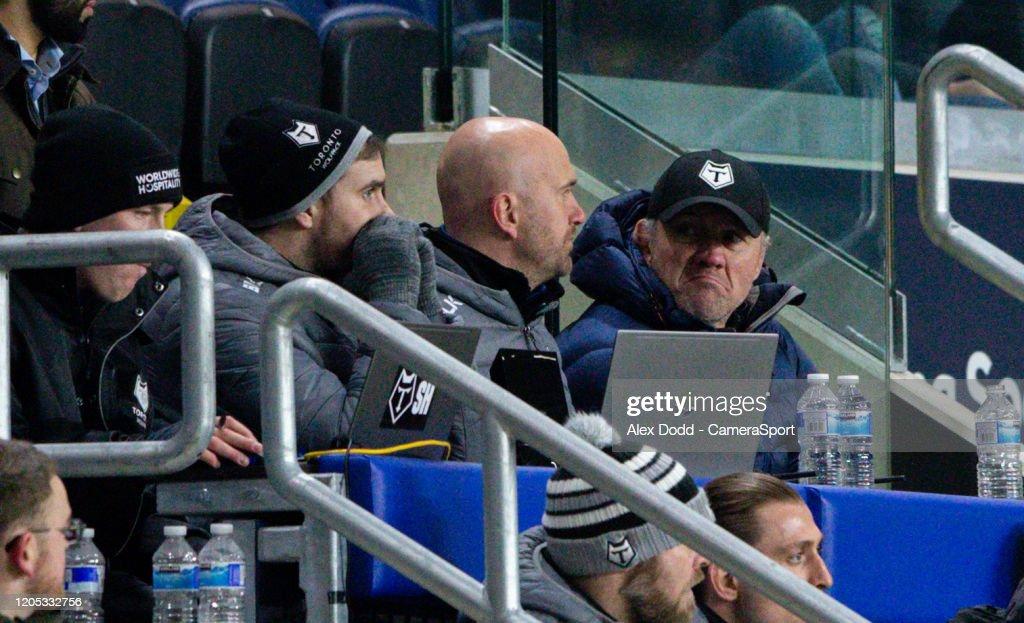 Leeds Rhinos v Toronto Wolfpack - Betfred Super League : News Photo
