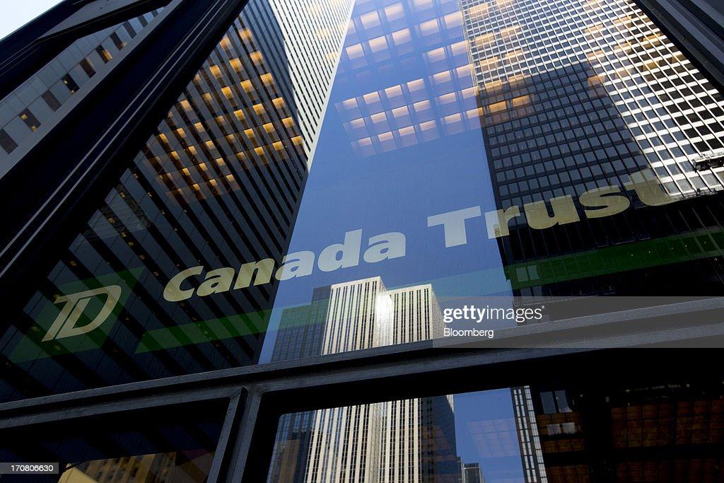 toronto dominion bank banks in canada