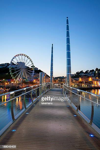 torquay harbour - torquay,_victoria stock pictures, royalty-free photos & images