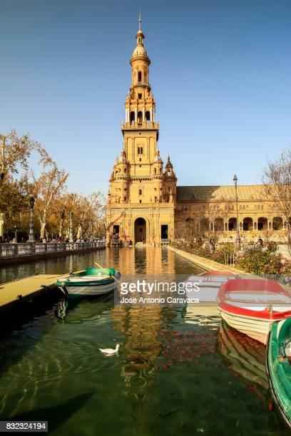 Torre de la Plaza de España
