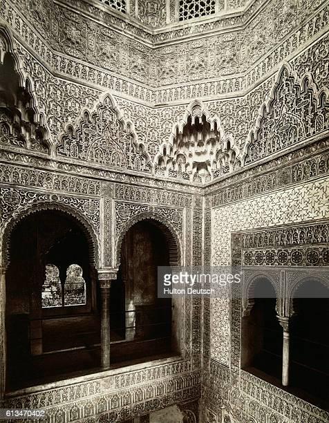 Torre de las Infantas in the Alhambra