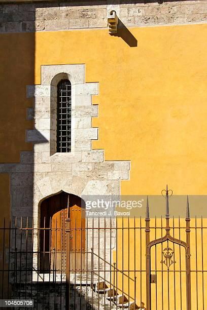 torre del quart - bavosi stock photos and pictures