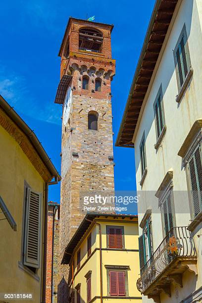 Torre dell'Orologio in Lucca old town