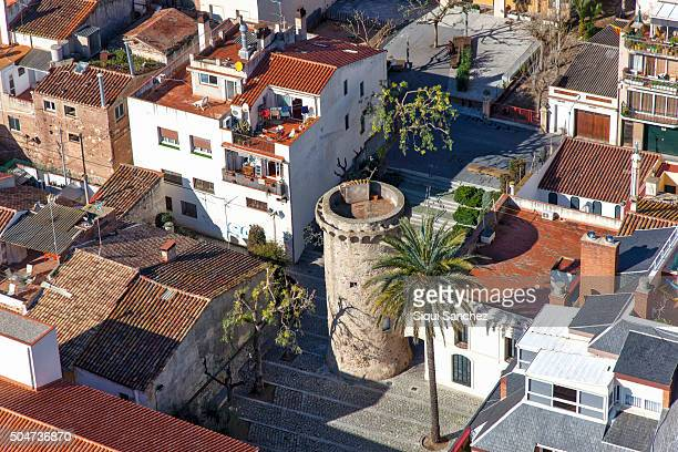 Torre d'en Nadal. Vilassar de Mar. Barcelona, Spain