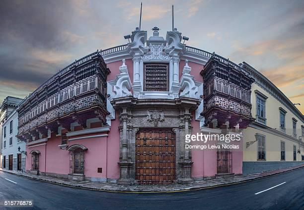 Torre Table Palace Lima Peru