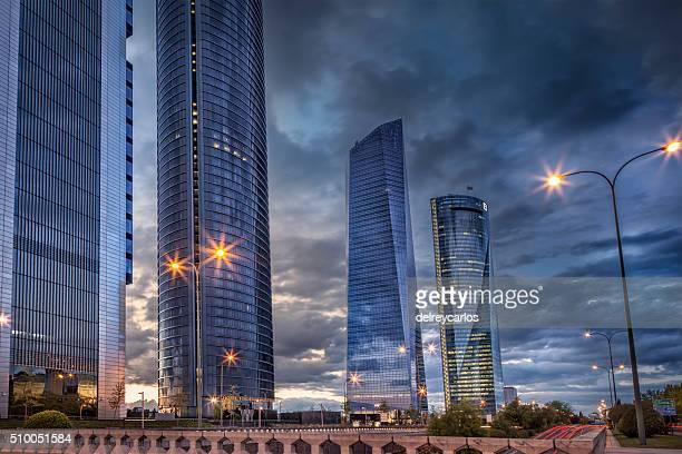Torres Business Area Madrid