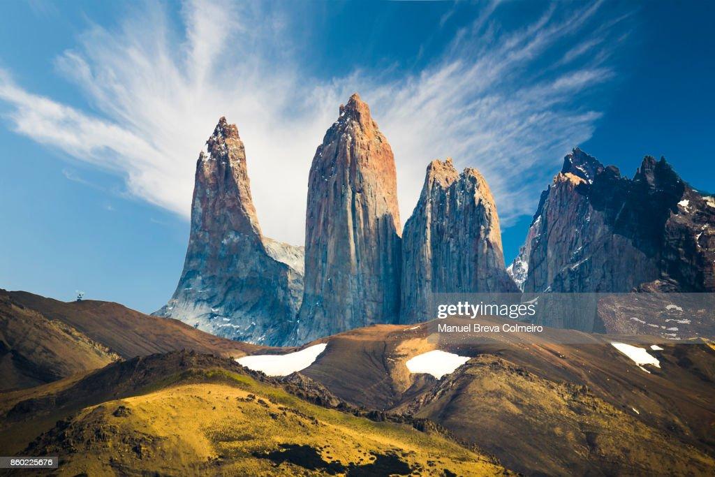 Torres del Paine National Park : Stock-Foto