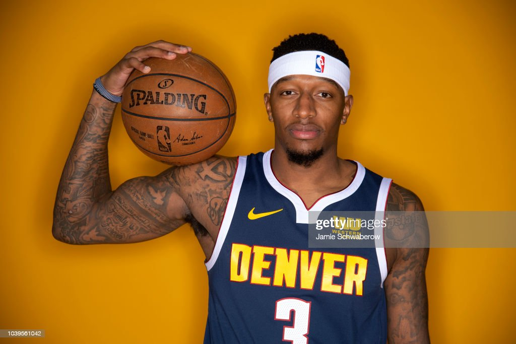 Denver Nuggets Media Day