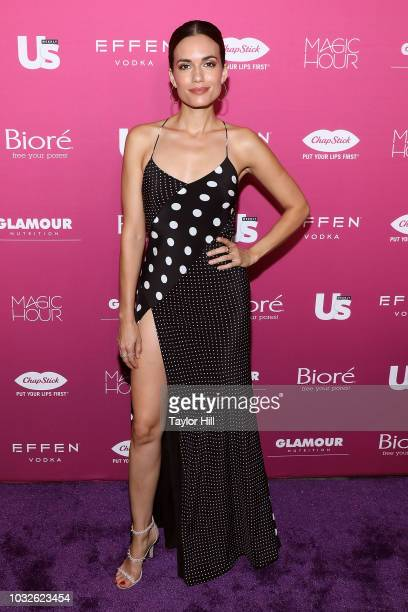 Torrey DeVito attends the 2018 US Weekly Most Stylish New Yorkers at Magic Hour Rooftop Bar Lounge on September 12 2018 in New York City