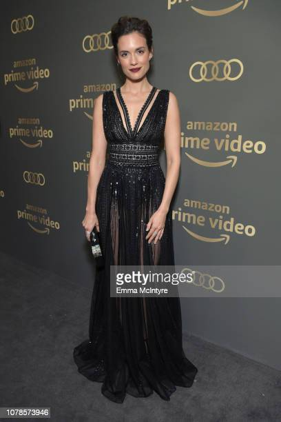 Torrey DeVitto attends the Amazon Prime Video's Golden Globe Awards After Party at The Beverly Hilton Hotel on January 6, 2019 in Beverly Hills,...