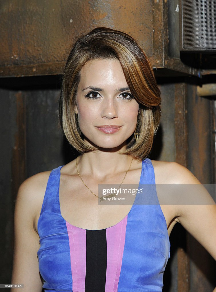 Torrey Devitto attends the Harlyn Launch Party with special acoustic performance by Jenny Lewis at Harvard And Stone on October 17, 2012 in Hollywood, California.
