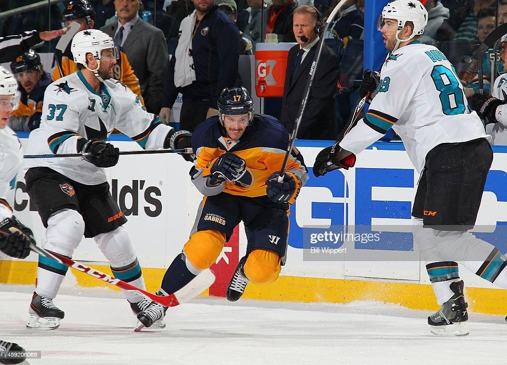 San Jose Sharks v Buffalo Sabres